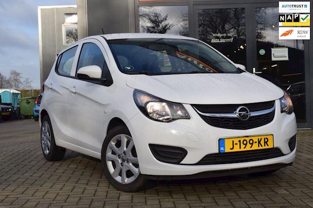 Opel KARL 1.0 ecoFLEX Edition/AUTOMAAT/airco/stoelverwarming/stuurwielverwarming