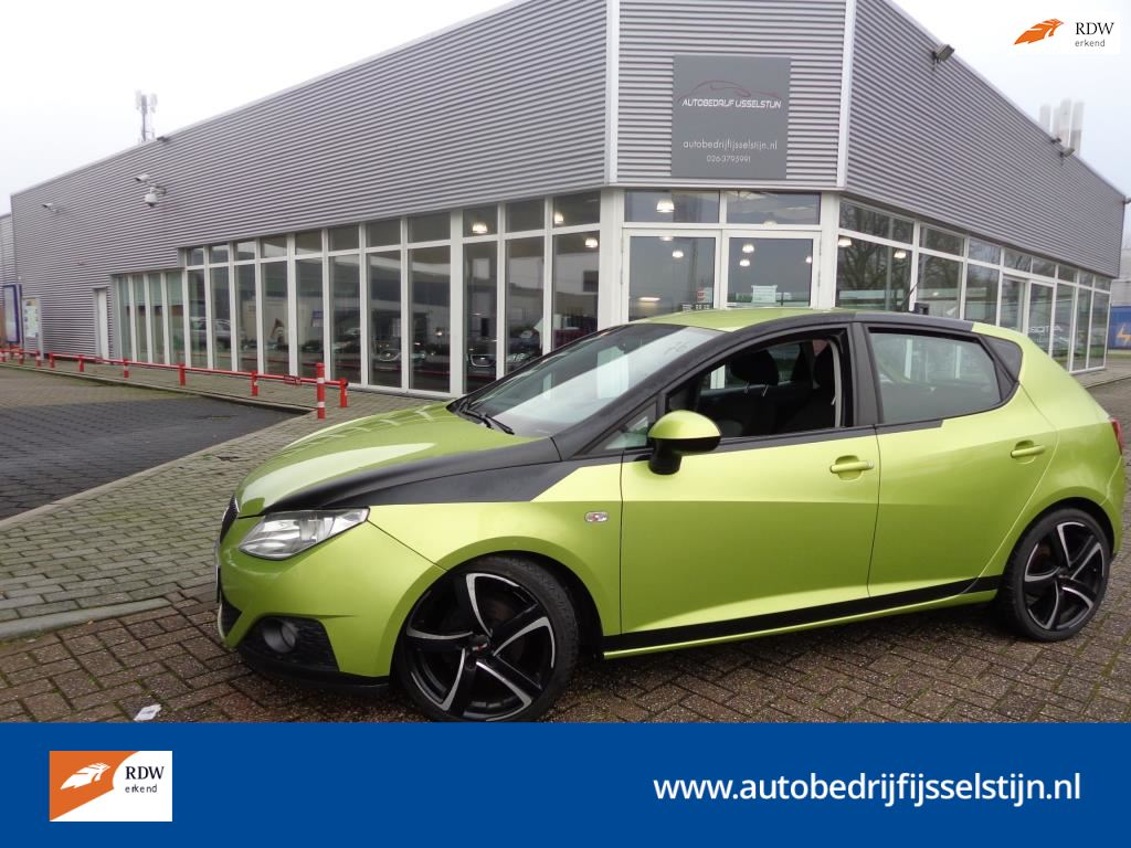 Seat Ibiza occasion - Autobedrijf IJsselstijn
