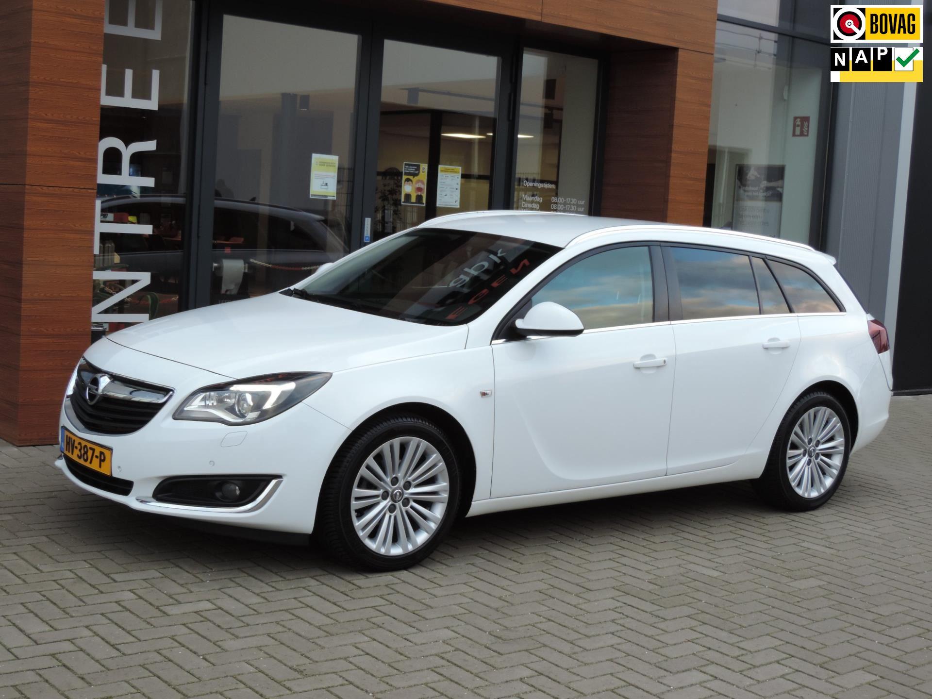 Opel Insignia Sports Tourer occasion - Autobedrijf van Meegen
