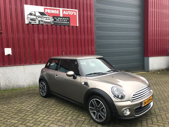 Mini Mini 1.6 One Red Hot