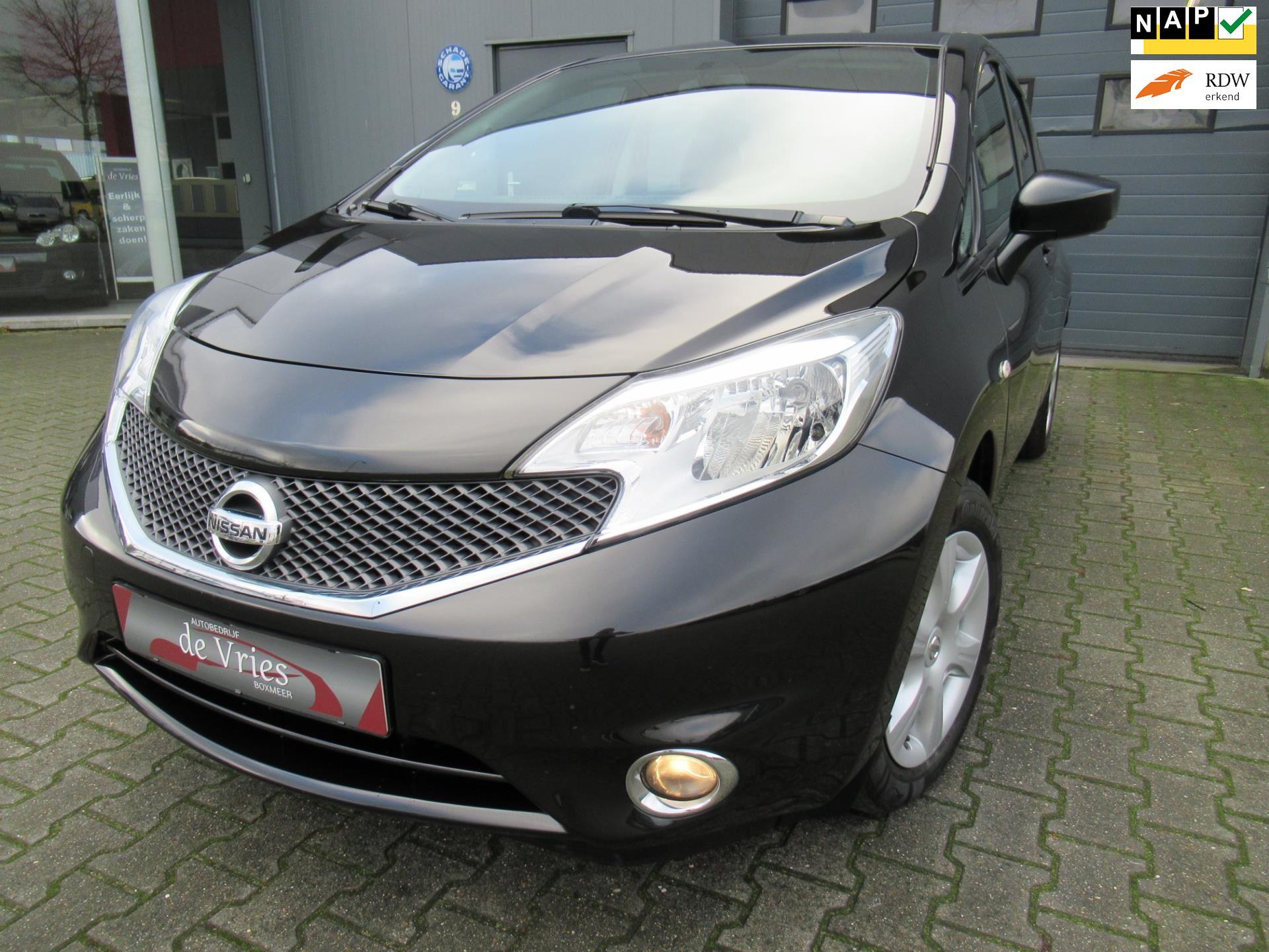 Nissan Note occasion - Autobedrijf de Vries Boxmeer