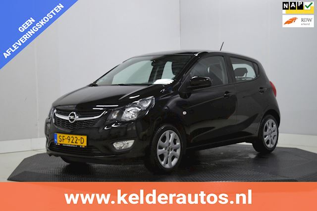 Opel KARL 1.0 ecoFLEX Edition Automaat | Airco | Cruise | PDC | Stoelverwarming