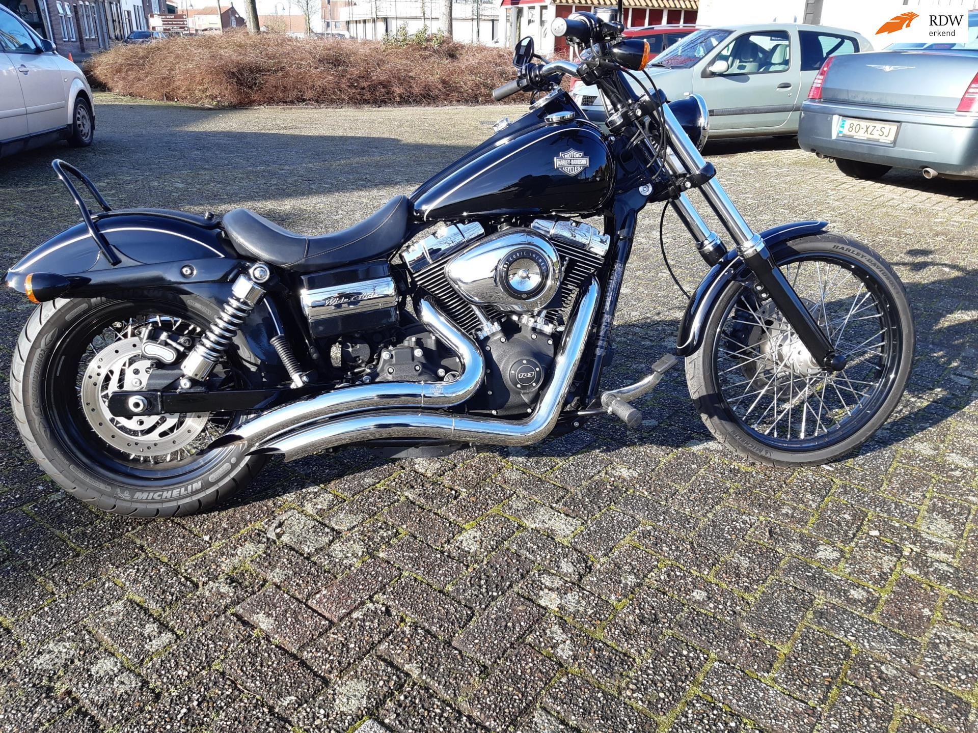Harley Davidson Chopper occasion - Gorsel Motors