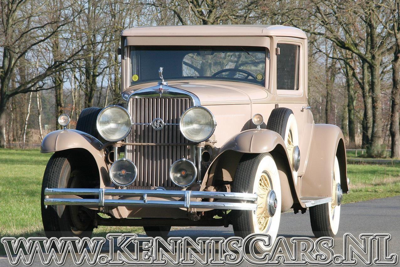Cadillac 1930 La Salle 340 Coupe occasion - KennisCars.nl