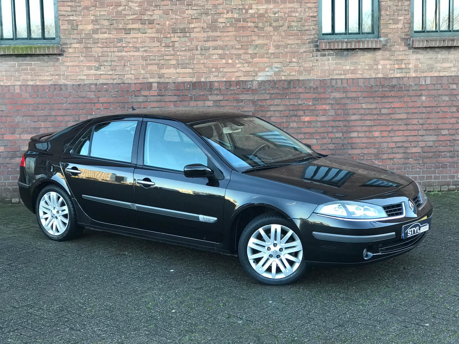 Renault Laguna occasion - Styl Cars