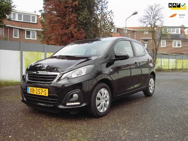 Peugeot 108 occasion - R. Rengers Auto's