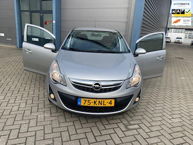 Opel Corsa 1.4-16V Enjoy I APK I CRUISE I AIRCO I 5 DEURS I LAGE KILOMETERSTAND!!!!