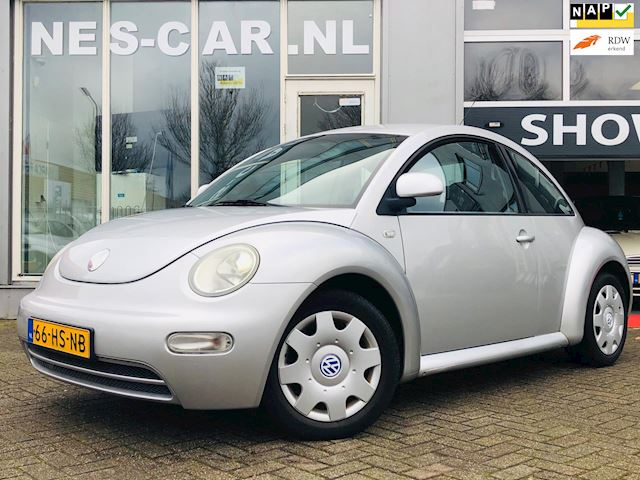 Volkswagen New Beetle 2.0 Highline Cruise Cr. Dealer Ond!  Nette staat!!