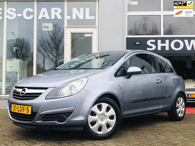Opel Corsa 1.2-16V , Airco, Cruise, 6/12 Maanden Garantie!!