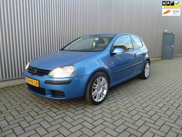 Volkswagen Golf 1.4 FSI Comfortline/Audio/Navi/LMV/Zeer nette auto.