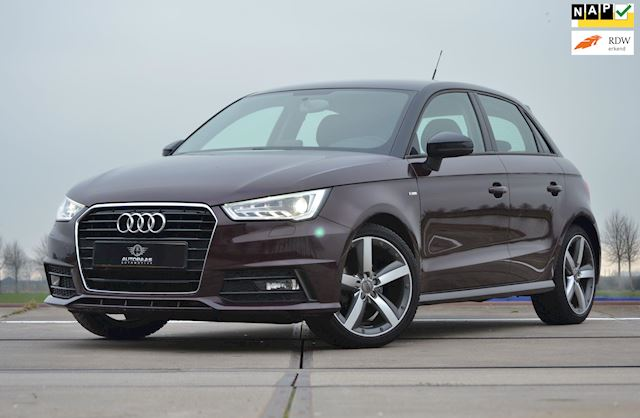 Audi A1 Sportback occasion - Autobaas Automotive
