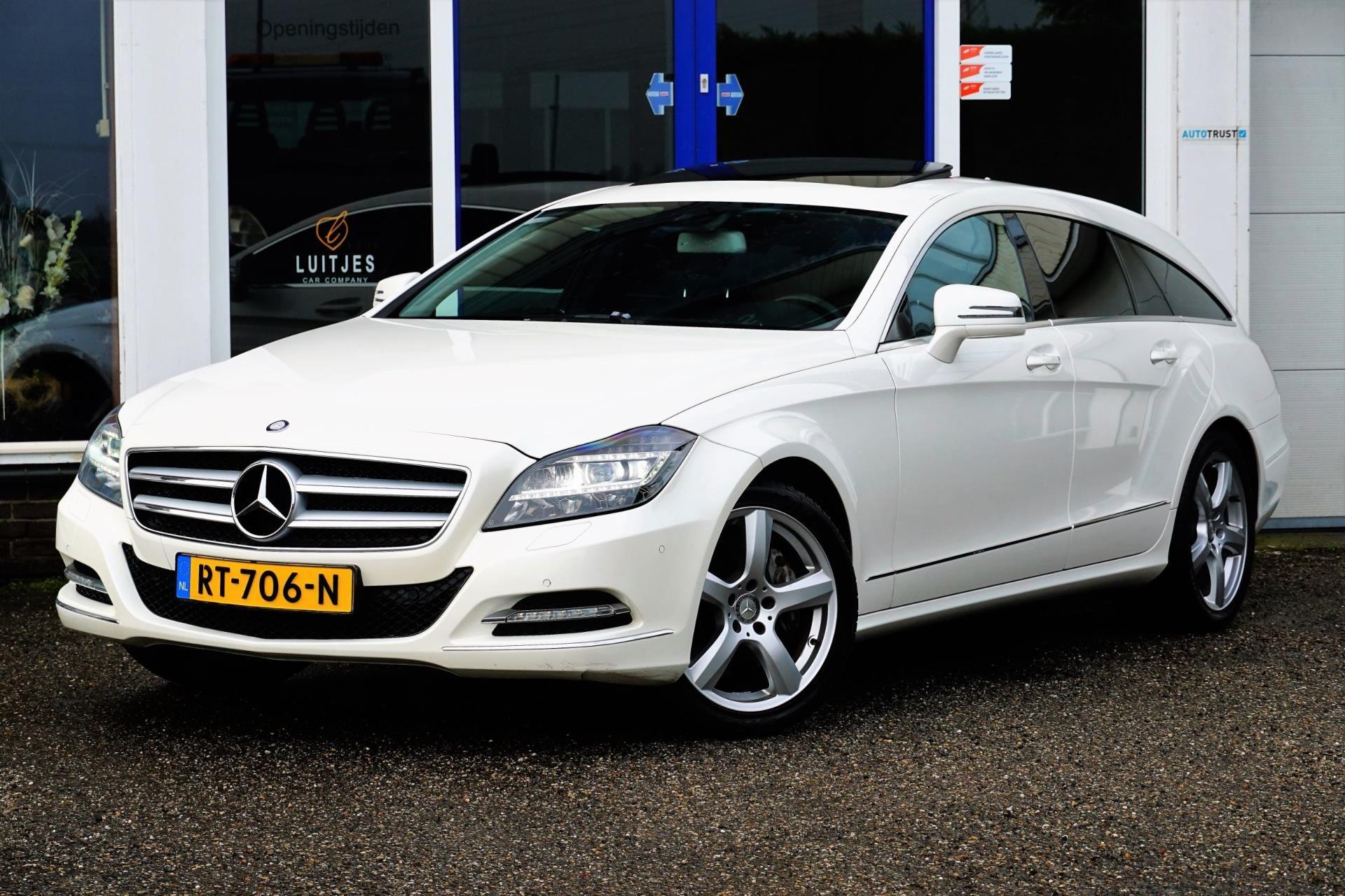 Mercedes-Benz CLS-klasse Shooting Brake occasion - Luitjes Car Company