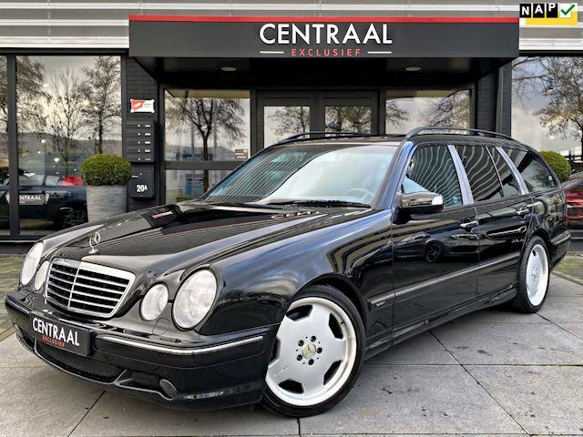 Mercedes-Benz E-klasse Combi occasion - Centraal Exclusief B.V.