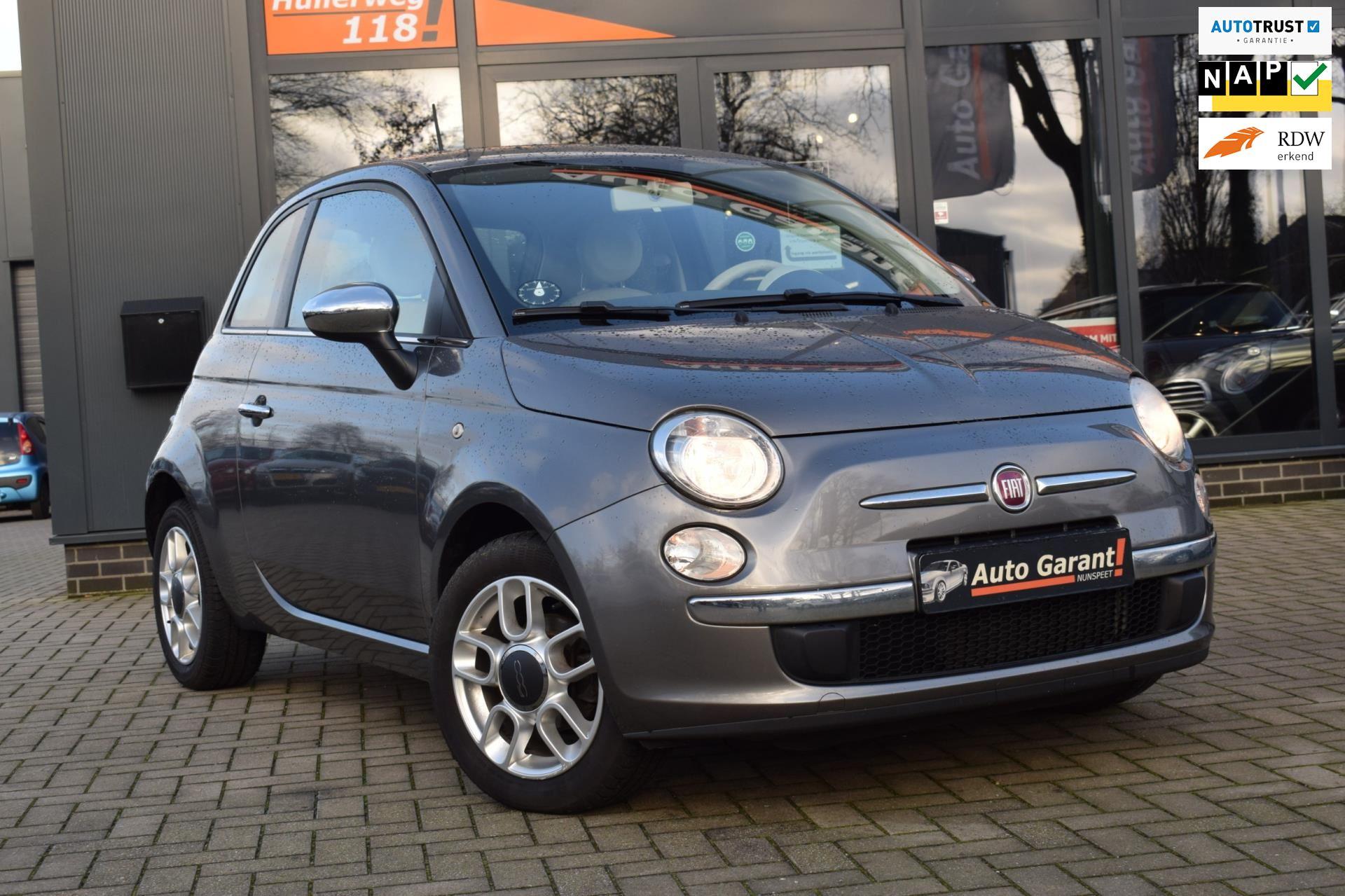 Fiat 500 occasion - Auto Garant Nunspeet