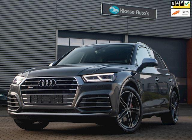 Audi SQ5 3.0 TFSI Quattro Pro Line Plus 2018 S-Iine