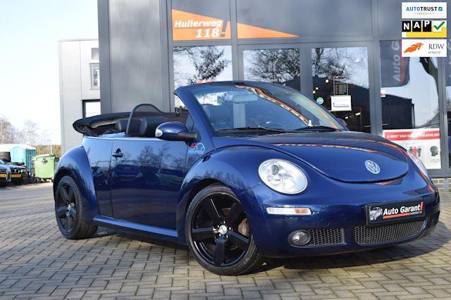 Volkswagen New Beetle Cabriolet 1.6 Highline/stoelverwarming/pdc/18 inch/airco/leder/elec kap