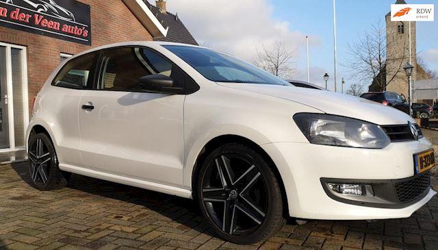 Volkswagen Polo 1.2 Easyline Edition, bij aflevering 14 maand apk.