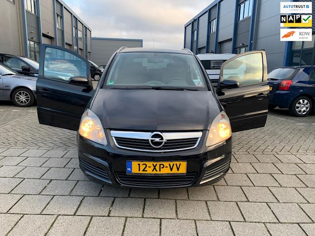 Opel Zafira 1.9 CDTi Business I AIRCO I CRUISE I GOED ONDERHOUDEN