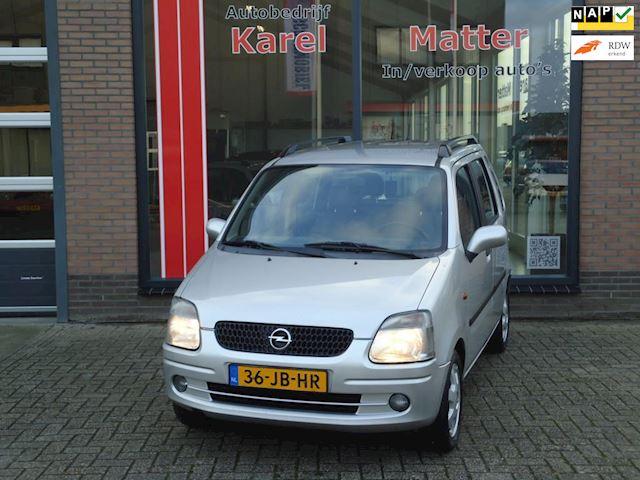 Opel Agila 1.2-16V Elegance *AIRCO* *NETTE AUTO*