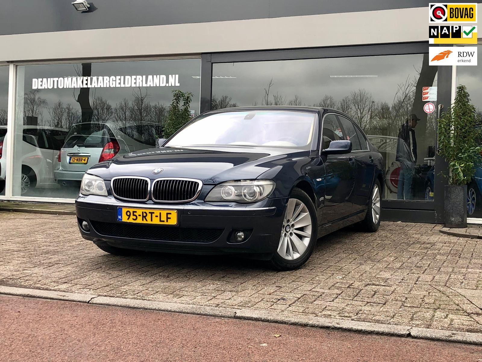 BMW 7-serie occasion - De Automakelaar Gelderland