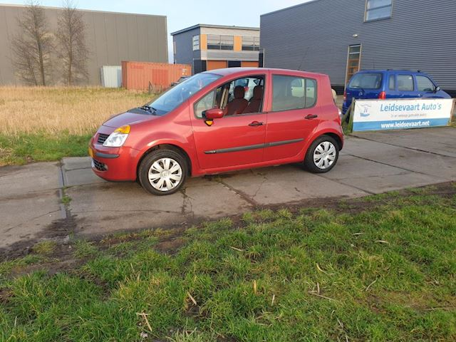 Renault Modus 1.2-16V Authentique Luxe APK 03-02-2022