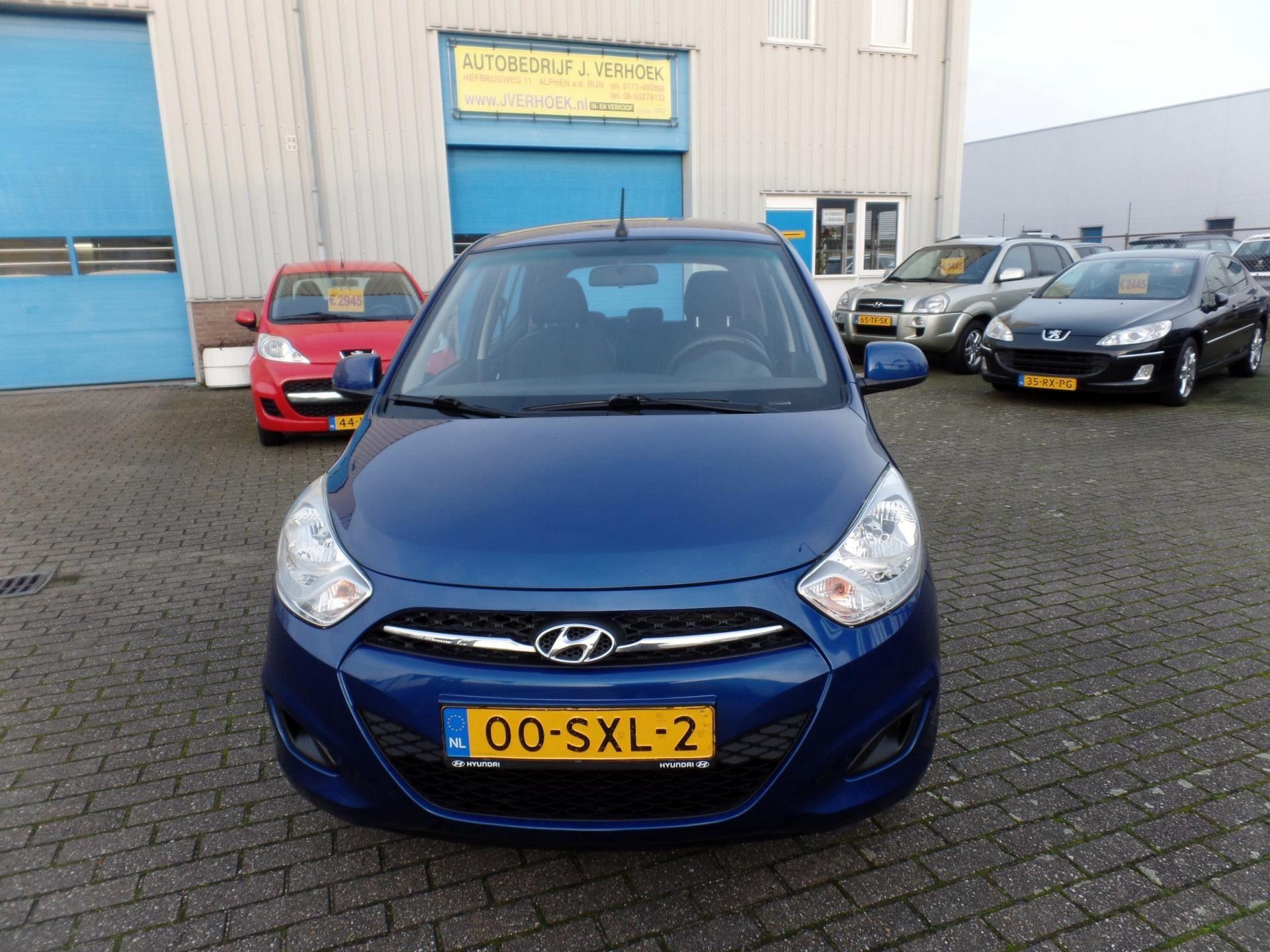 Hyundai I10 occasion - Autobedrijf J.Verhoek