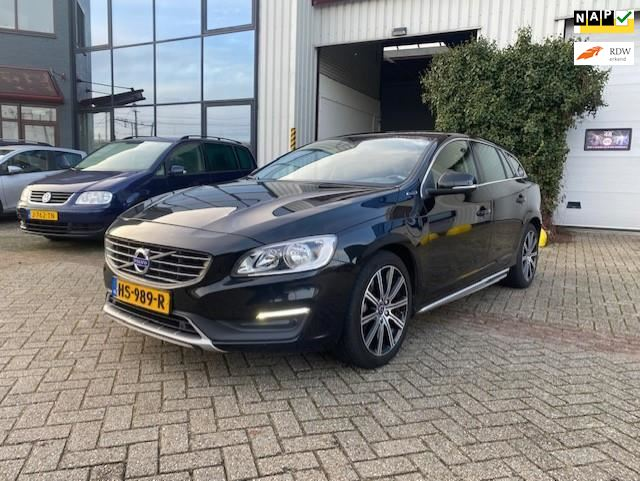 Volvo V60 occasion - Bol Cars