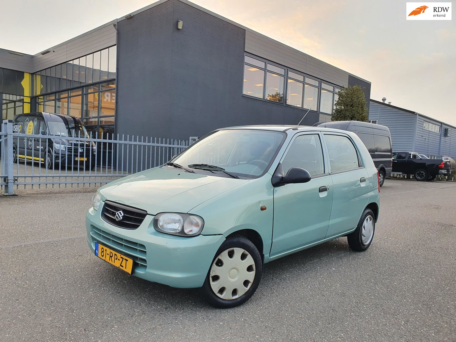 Suzuki Alto occasion - Autohandel Direct