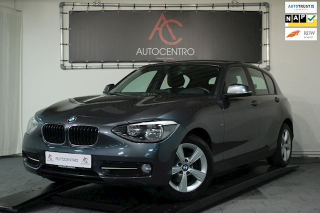 BMW 1-serie 116i Sportline / PDC V+A / Stoelverw. / Dealer onderhouden