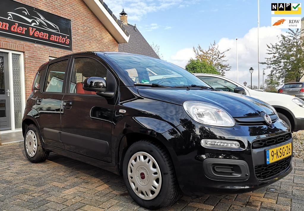 Fiat Panda occasion - van der Veen auto's