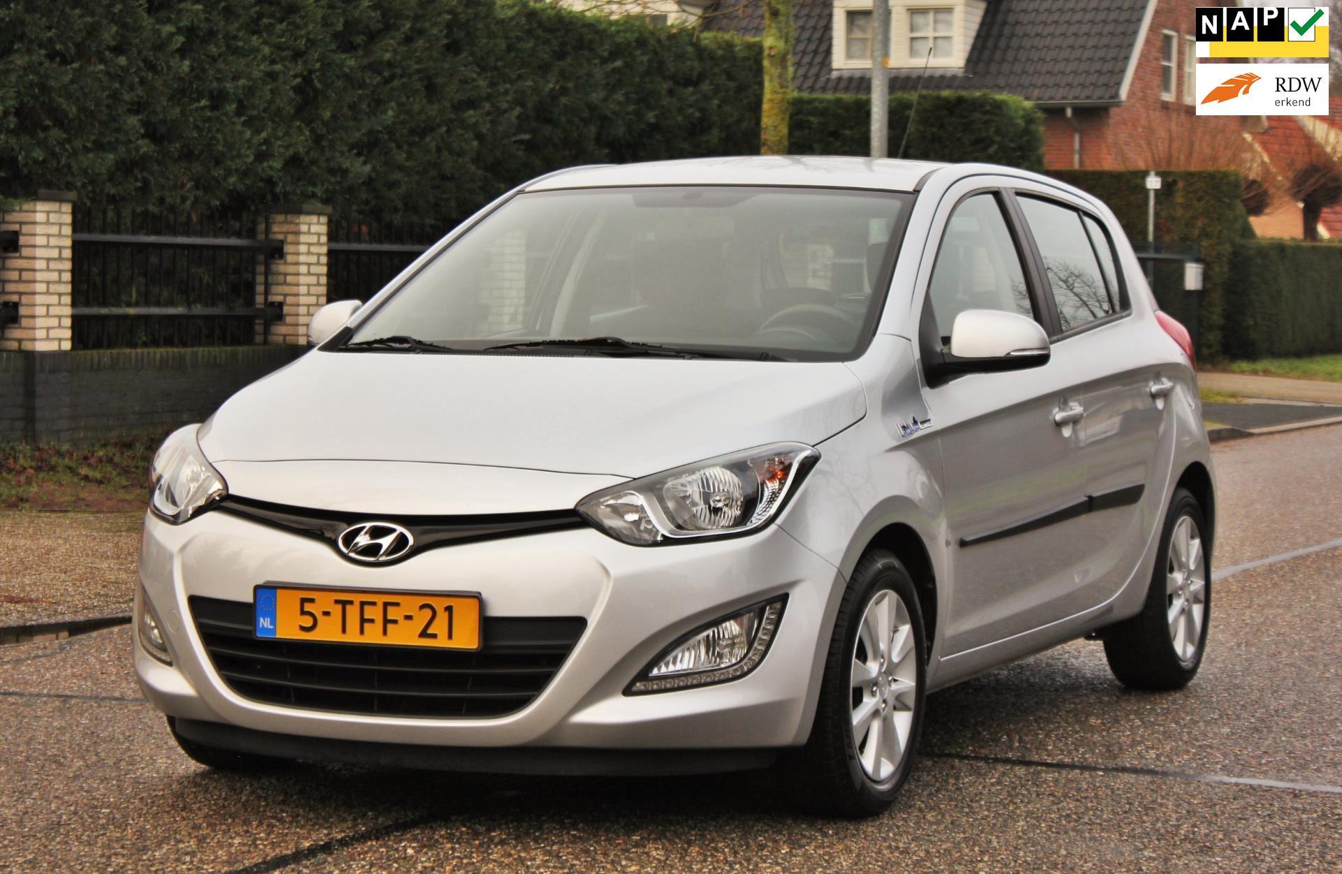 Hyundai I20 occasion - Auto Punt Wijchen