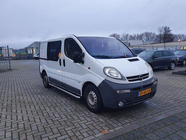 Opel Vivaro AIRCO ELECTR PAKKET 2 SCHUIFDEUREN ETC..