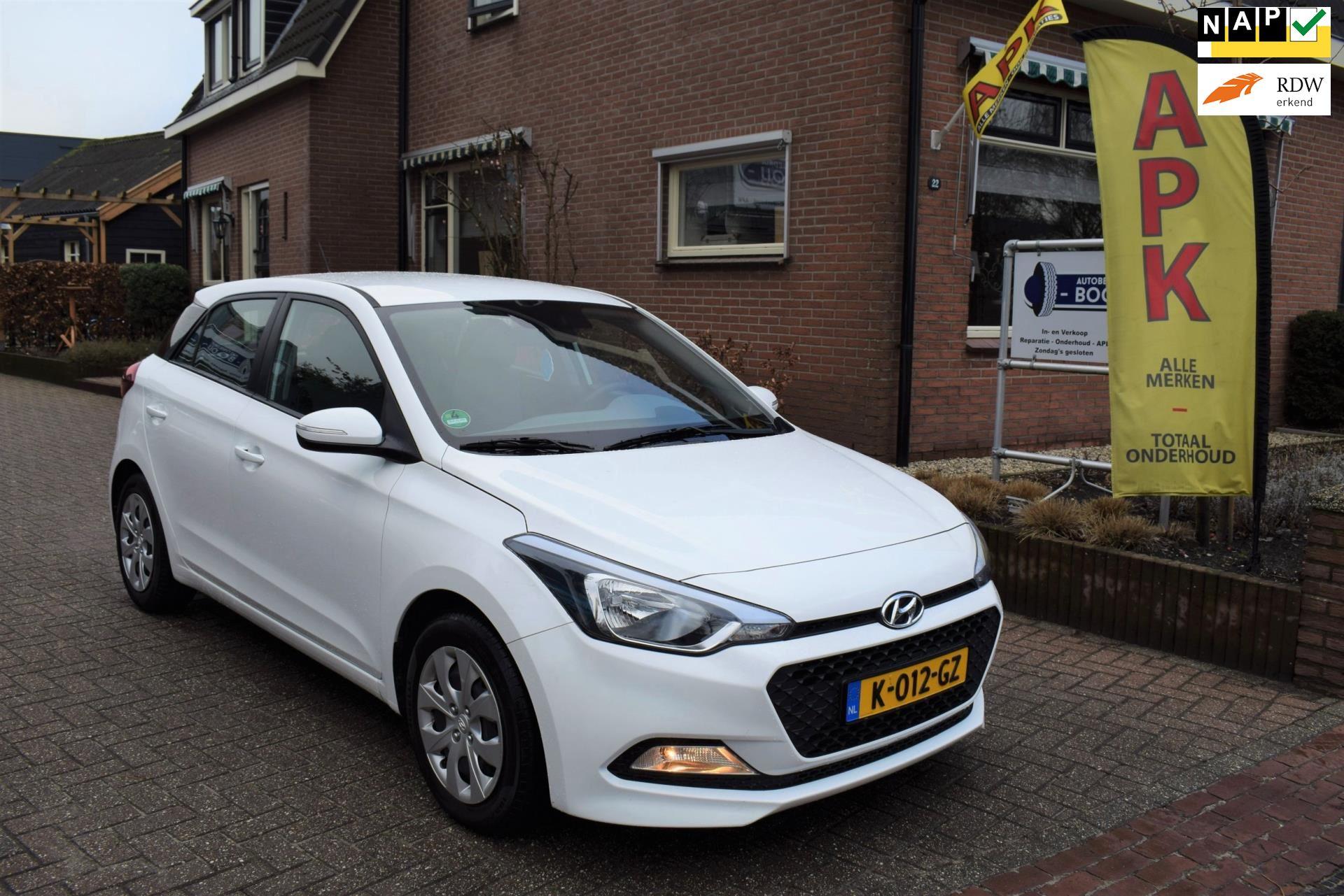 Hyundai I20 occasion - Autobedrijf Booij
