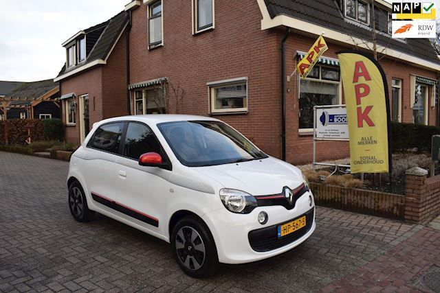 Renault Twingo 1.0 SCe Collection/5 DRS/AIRCO/LIMIT/ELEKTRISCH-PAKKET/DEALER ONDERHOUDEN/NETTE STAAT!