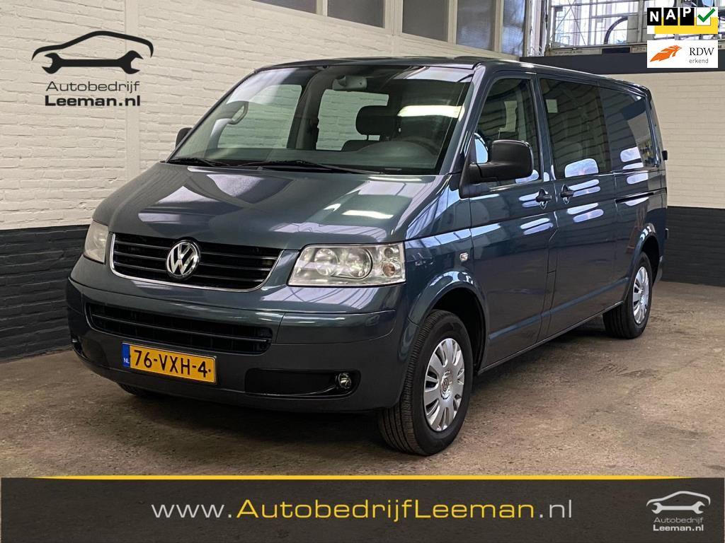 Volkswagen Transporter occasion - Autobedrijf L. Leeman
