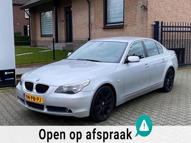 BMW 5-serie 520i Executive Aut Navi youngtimer Nieuwstaat