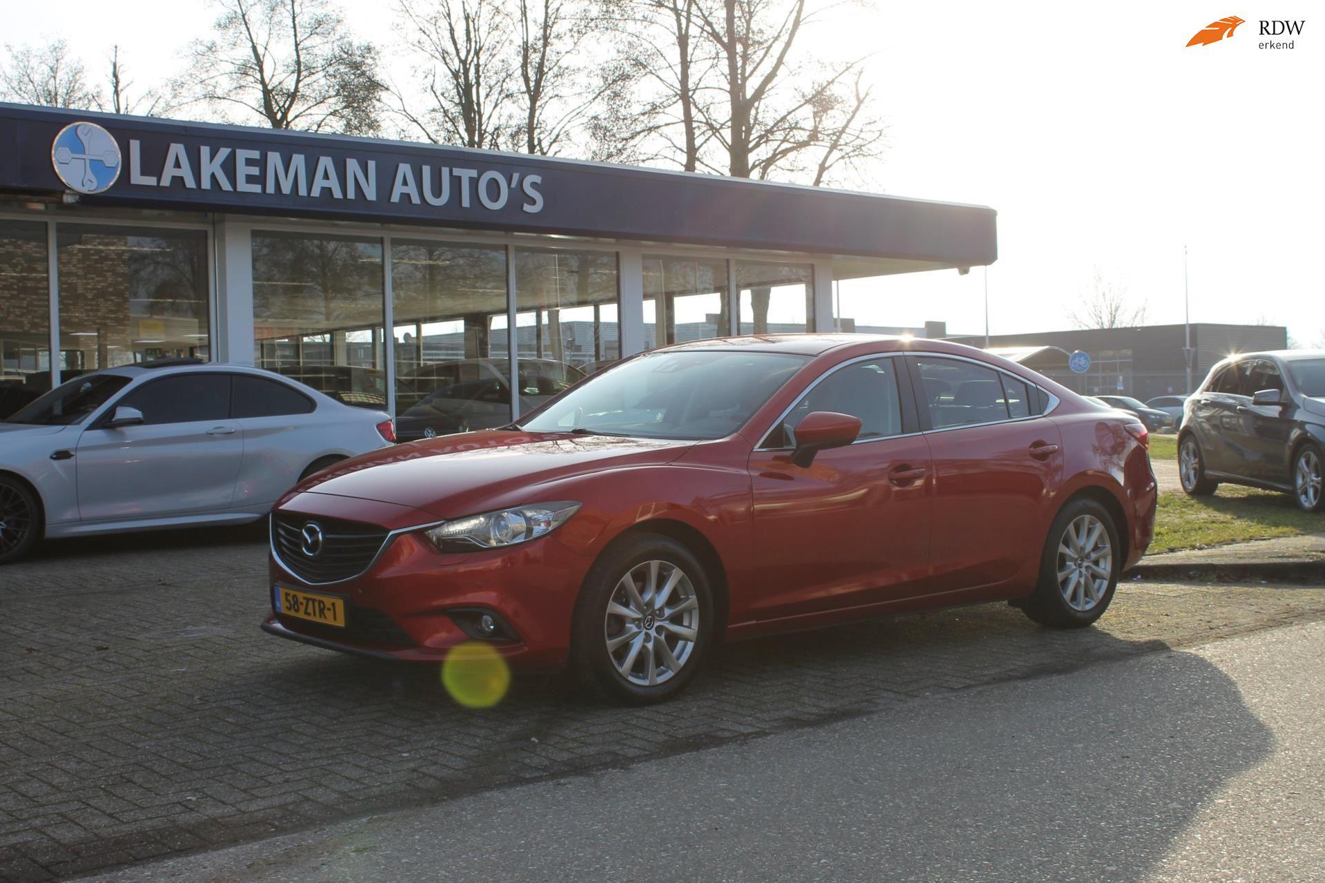 Mazda 6 occasion - Lakeman auto's Almere B.V.