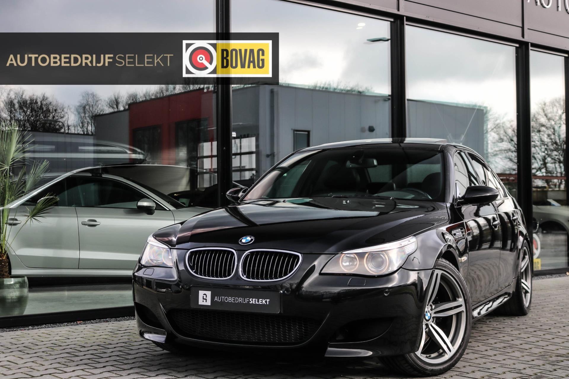 BMW 5-serie occasion - Autobedrijf Selekt B.V.