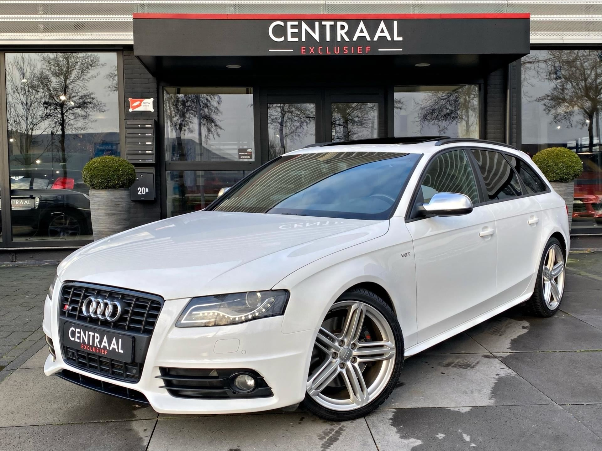 Audi S4 Avant occasion - Centraal Exclusief B.V.