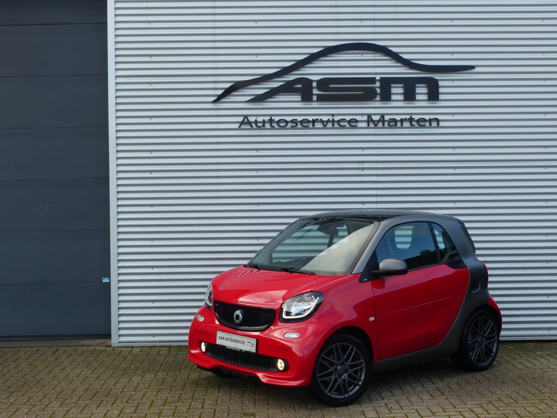 Smart Fortwo occasion - ASM Autoservice Marten