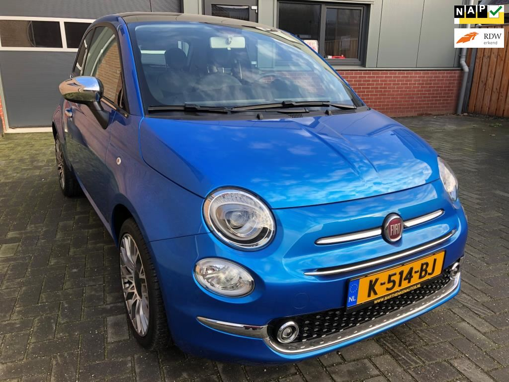 Fiat 500 occasion - Bart Henken Auto's Veenendaal