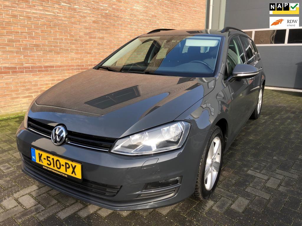 Volkswagen Golf 7 Variant occasion - Bart Henken Auto's Veenendaal