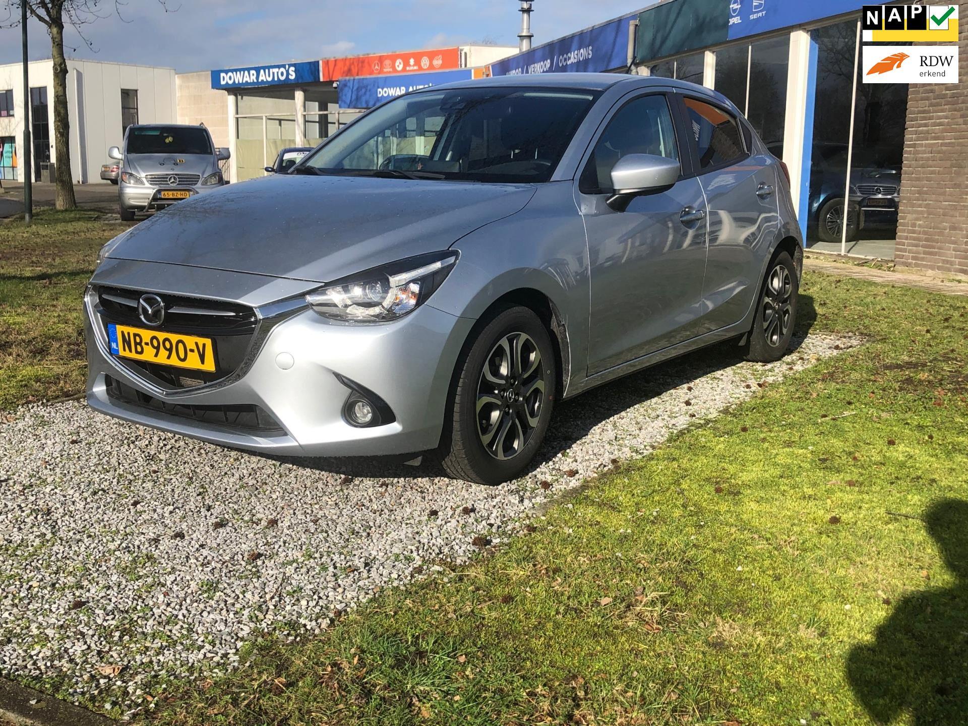 Mazda 2 occasion - Dowar Auto's