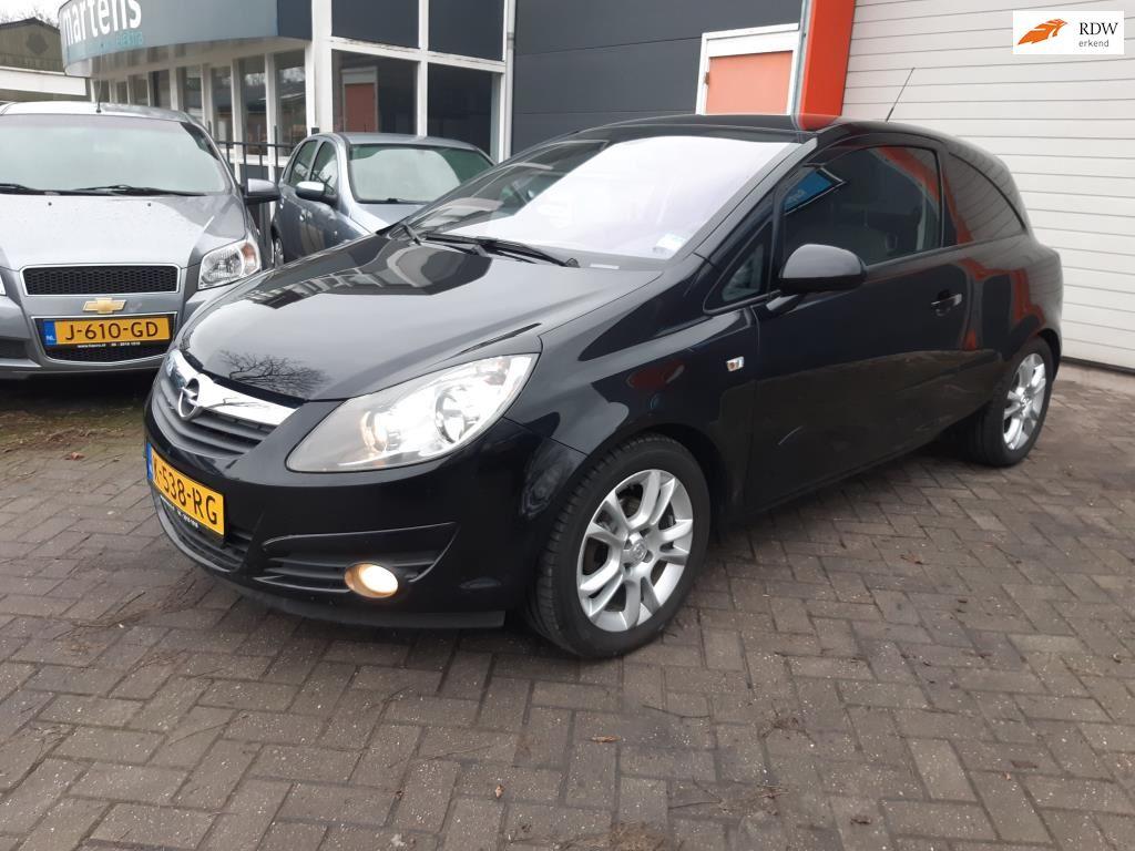 Opel Corsa occasion - Hacro Auto's