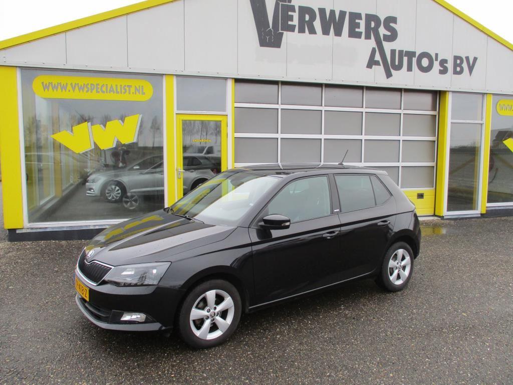 Skoda Fabia occasion - Verwers Auto's BV