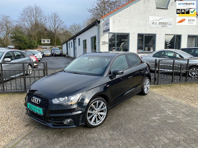 Audi A1 Sportback occasion - U.J. Oordt Auto's