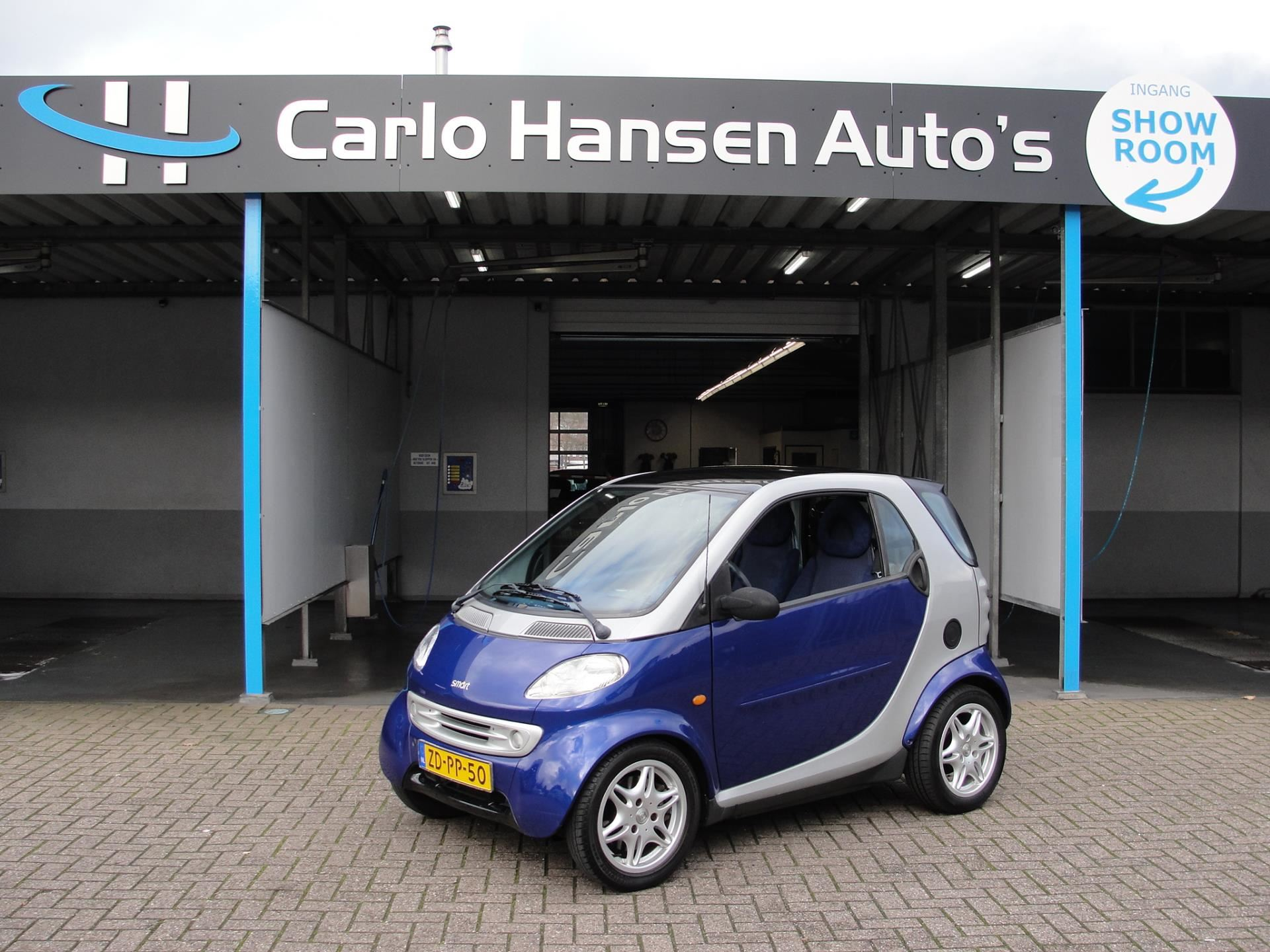 Smart City-coupé occasion - Autobedrijf Carlo Hansen