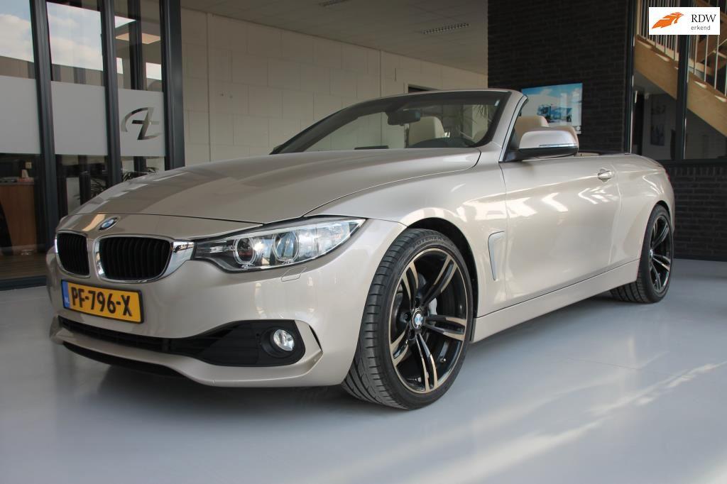 BMW 4-serie Cabrio occasion - Van Zoggel Automotive