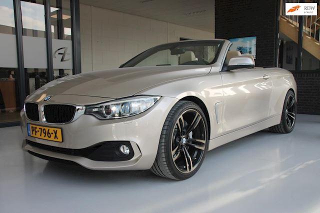 BMW 4-serie Cabrio 435i
