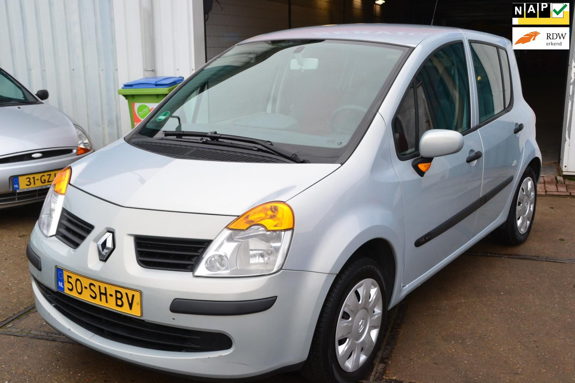Renault Modus occasion - Handelsonderneming S Visser